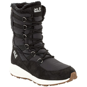 Jack Wolfskin Nevada Texapore High Laarzen Dames, black/off-white